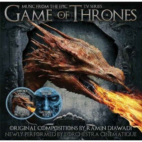 Music From Game Of Thrones Vol 1 Vinyl