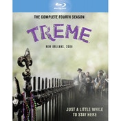 Treme - Season 4 Blu-ray