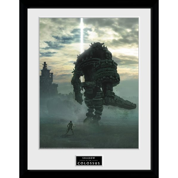 Shadow Of The Colossus Collector Print