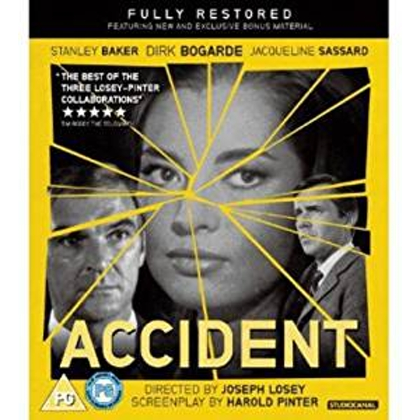 Accident Blu-ray