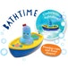 In the Night Garden Iggle Piggle's Lightshow Bath-Time Boat Toy - Image 2