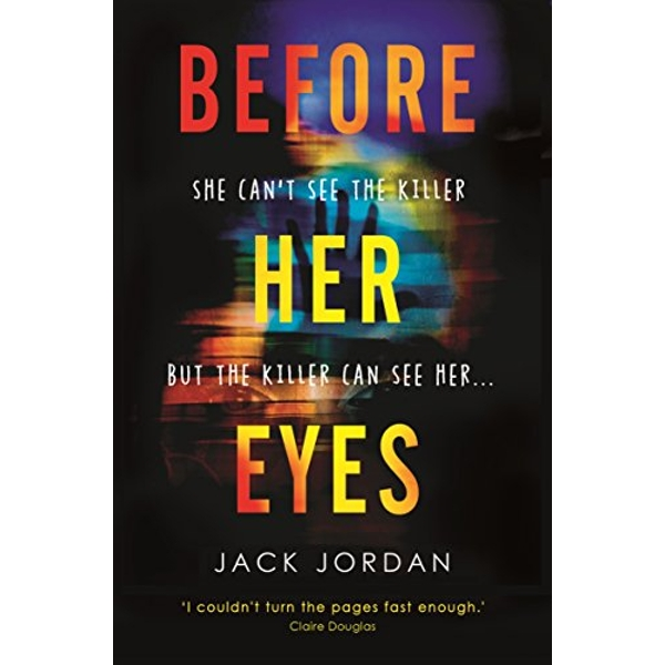Before Her Eyes  Paperback / softback 2018
