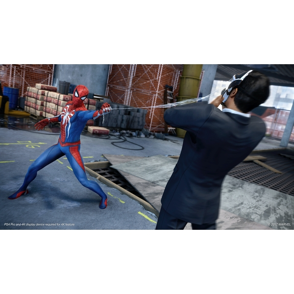 Marvel's Spider-Man PS4 Game - Image 4