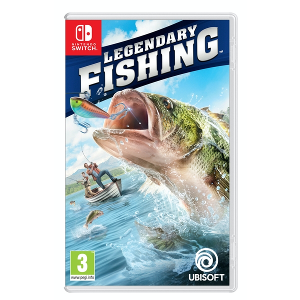 Legendary Fishing Nintendo Switch Game