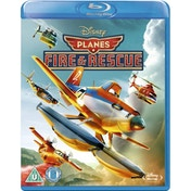 Disney Pixar Planes 2 Fire and Rescue Blu-ray