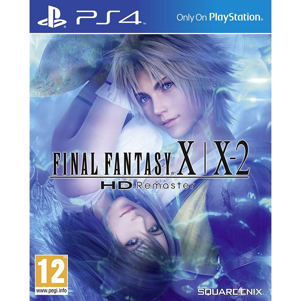 Final Fantasy X & X-2 HD Remastered PS4 Game
