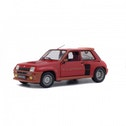 Renault 5 Turbo - 1981 - Red 1:18 Solido Model