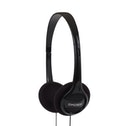 Koss KPH7 On-Ear Stereo Headphones for iPod, iPhone, MP3 and Smartphone Black