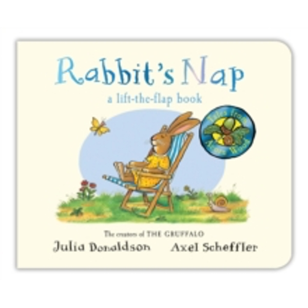 Rabbit's Nap by Julia Donaldson (Board book, 2015)