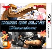 Dead Or Alive Dimensions Game 3DS