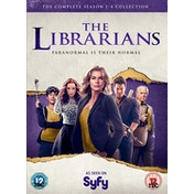 Librarians - The Complete Collection DVD