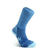 Bridgedale Merinofusion Trekker Women's Sock, Blue - Medium 5-6.5