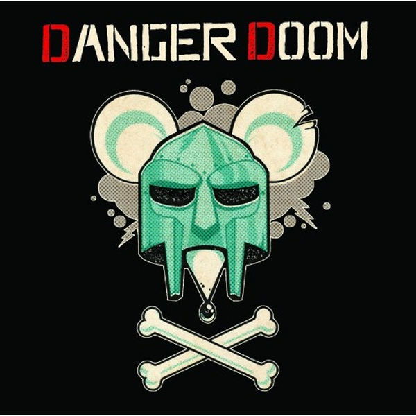 Dangerdoom - The Mouse and The Mask: Official Metalface Version CD