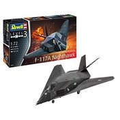 F-117A Nighthawk Stealth Fighter 1:72 Revell Model Kit