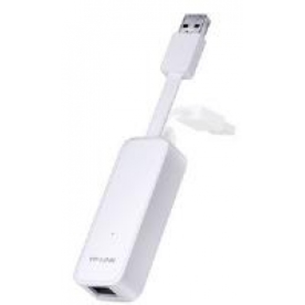 TP-LINK UE300 USB 3.0 To Gigabit Ethernet Adaptor White