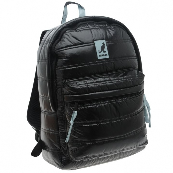 9619591f37 Hey! Stay with us... Kangol Padded Backpack Black