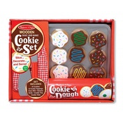 Melissa & Doug Slice & Bake Wooden Cookie Set (14074)
