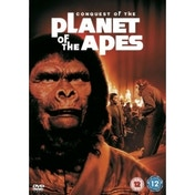 Conquest Of The Planet Of The Apes DVD