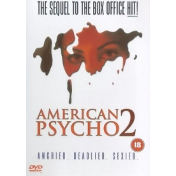 American Psycho II All American Girl DVD