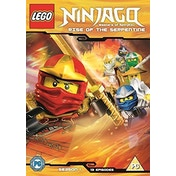 Lego Ninjago - Masters Of Spinjitzu: Rise Of The Serpentine - Complete Season 1 DVD