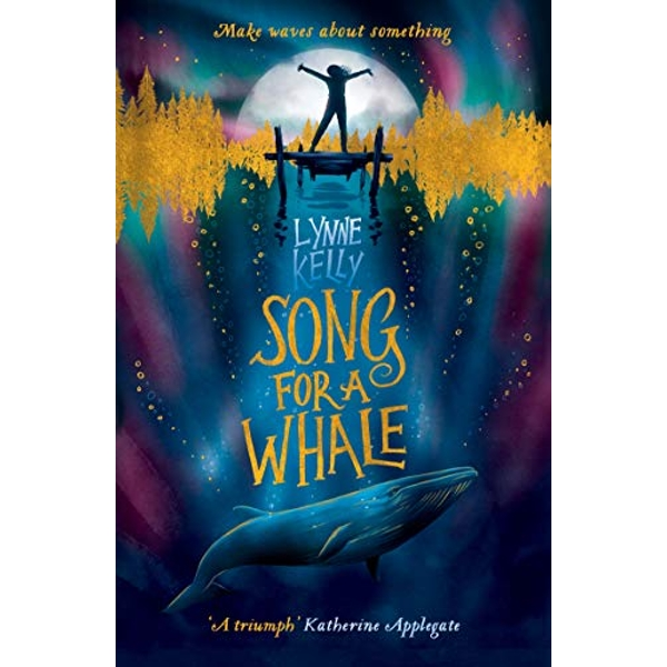 Song for A Whale  Paperback / softback 2019