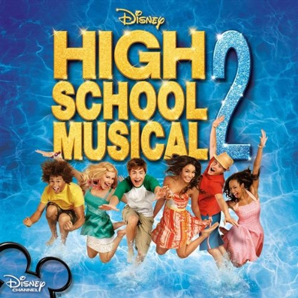 High School Musical 2 - Soundtrack CD