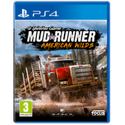 Spintires MudRunner American Wilds Edition PS4 Game