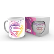 Supergirl Paint Mug