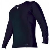 PT Base-Layer Long Sleeve Crew-Neck Shirt X.Large Black