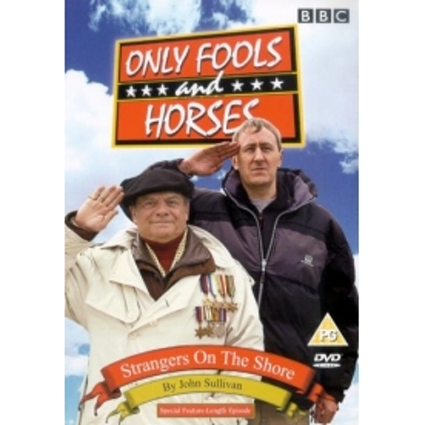 Only Fools and Horses - Strangers on the Shore DVD