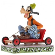 Life In The Slow Lane (Goofy) Disney Traditions Figurine
