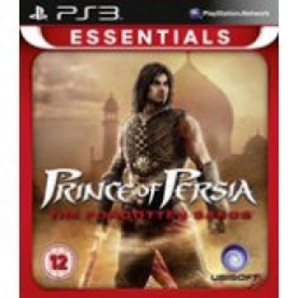 Prince of Persia The Forgotten Sands Game (Essentials) PS3