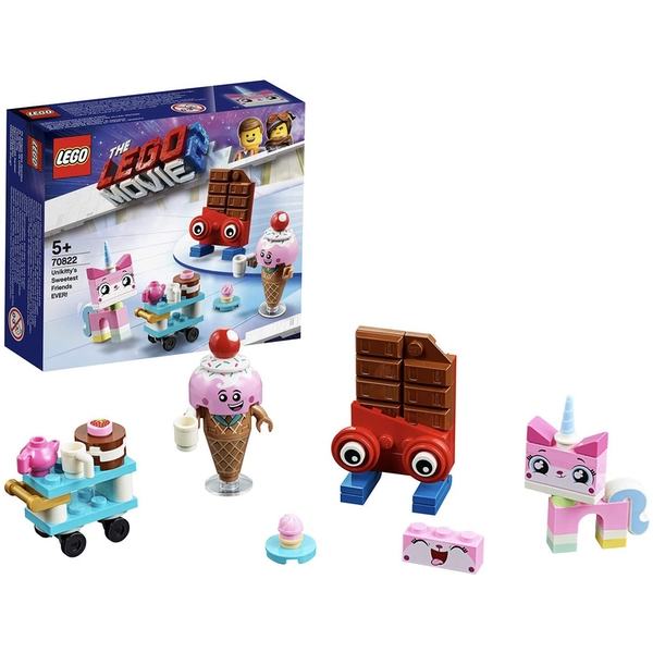 Image of LEGO Movie 2 - Unikittys Sweetest Friends Ever