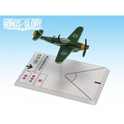 Wings Of Glory Messerschmitt Bf.109 K-4 Hartmann Board Game