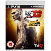WWE 12 The Rock Pack Game PS3