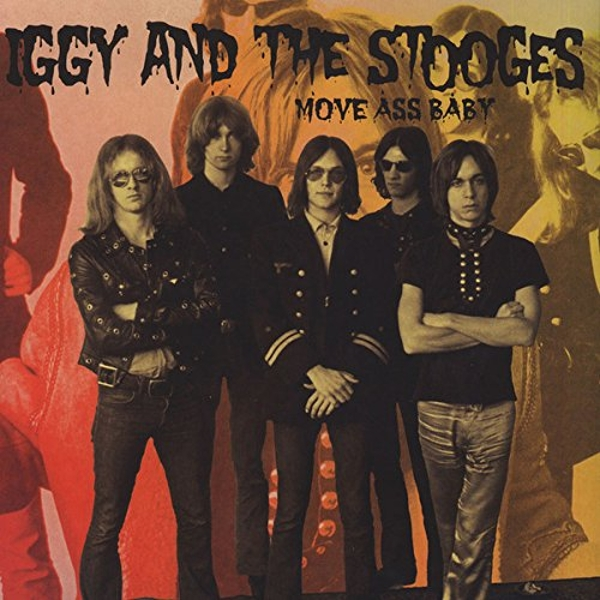 Iggy & The Stooges - Move Ass Baby Vinyl