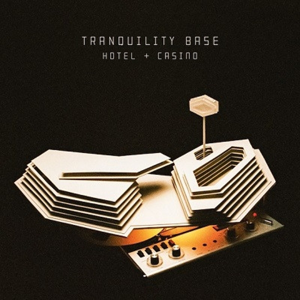 Arctic Monkeys - Tranquility Base Hotel + Casino Limited Edition Vinyl