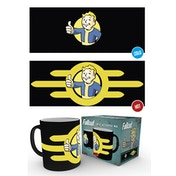 Fallout 4 Vault Boy Heat Change Mug