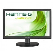 Hannspree Hanns.G HE196APB 18.5 inch HD Ready Matt LED Monitor Black