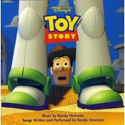 Various Artists - Toy Story Original Soundtrack CD