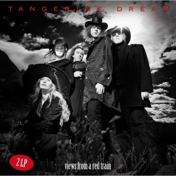 Tangerine Dream - Views From A Red Train Vinyl