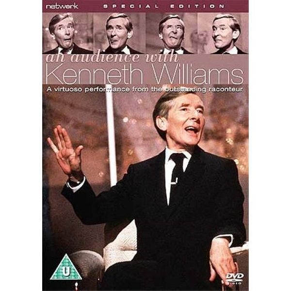 An Audience With Kenneth Williams Special Edition DVD