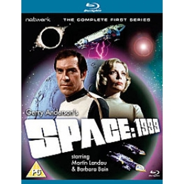Space 1999 Series 1 Blu-ray