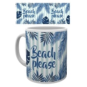Tropical - Beach Please Mug