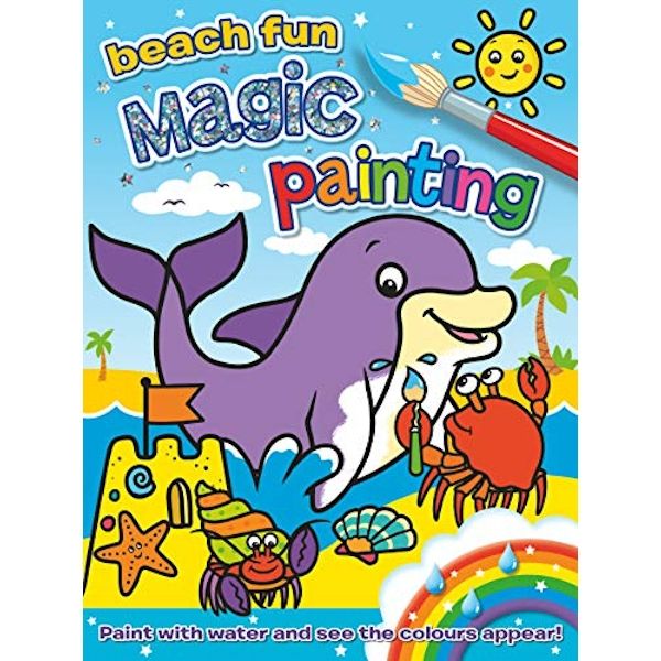 Magic Painting: Beach Fun by Award Publications Ltd (Paperback, 2015)