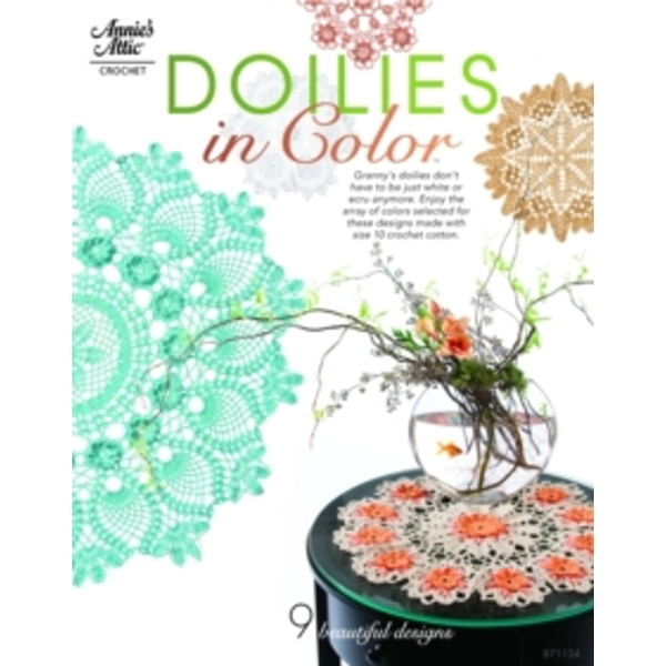 Doilies in Color by Connie Ellison (Paperback, 2011)