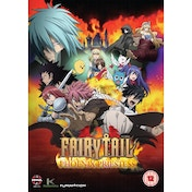 Fairy Tail The Movie: Phoenix Priestess DVD