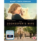 The Zookeeper's Wife Blu-ray