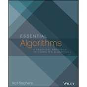 Essential Algorithms: A Practical Approach to Computer Algorithms by Rod Stephens (Paperback, 2013)