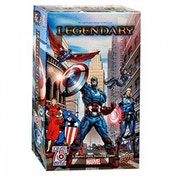 Ex-Display Marvel Captain America 75th Legendary Small Box Expansion Used - Like New